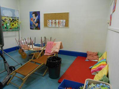 salle d'attente infirmerie 2