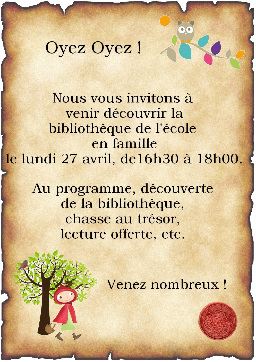 Flyer Action Famille (BCD)